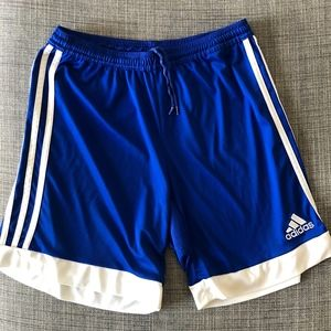 Adidas Men's Soccer Shorts (M)